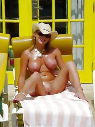 Beach, Public nudity, Amateur public