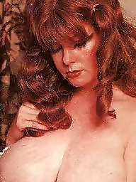Redhead, Vintage boobs