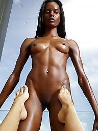 White, Black teen, Teen interracial, Ebony teen, Black and white, Teen girls