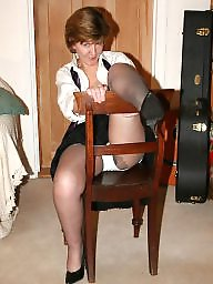 Stockings, Mature stockings, Uk mature, Mature dress, Mature dressed, Dress