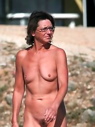 Beach, Nudists, Mature beach, Nudist, Older, Beach mature