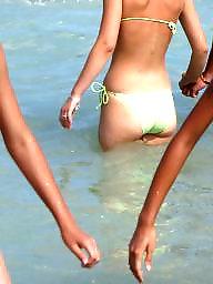 Topless, Hidden, Voyeur, Beach topless
