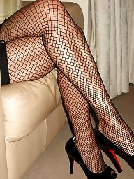 High heels, Upskirts, Stockings heels, High