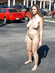 Saggy, Saggy tits, Outdoors
