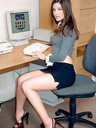 Office, Porn, Ladies