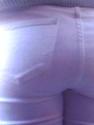 Jeans, Tight, Butts, Hidden cam, Butt, Tights