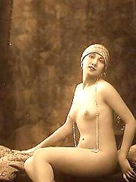 Pearl, Vintage amateur