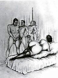 Ass, Art, Matures, Mature porn, Vintage mature
