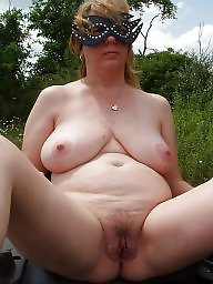 Panty, Mature tits, Public, Pantie, Panties, Outdoors