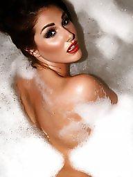 Bath, Shower, Celebrity, Bathing