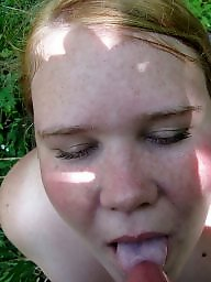 Facial, Bbw facial, Facials, Wood, Woods, Amateur facial
