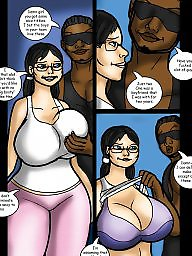 Milf cartoon, Bbc, Interracial cartoons, Interracial cartoon, Milf cartoons, Cartoon milf