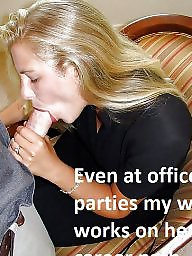 Captions, Caption, Wife caption, Milf blowjob, Milf caption, Naughty