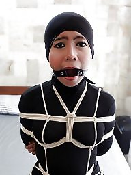 Turban, Bondage, Foot, Teen feet, Amateur bondage, Turban feet