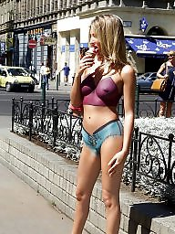 Camel, Toes, Purple, Public flash