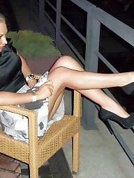 Spandex, Legs, Pantyhosed, Legs stockings