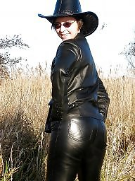 Latex, Leather, Mature latex, Mature leather, Milf leather