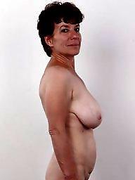 Hangers, Chunky, Big mature, Mature boob