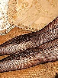 Milf stockings, Milf legs