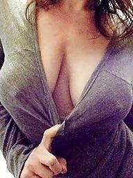 Big boobs, T shirt, Shirt, Amateur big boobs