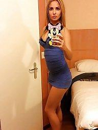 Brunette, Sexy