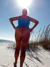 Beach, Public, Butt, Ass, Butts, Nudity