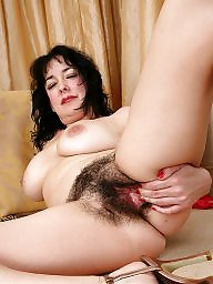 Hairy milf, Girl and girl, Milf hairy, Hairy brunette