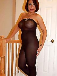 Lingerie, Mature lingerie, Mature stocking, Matures