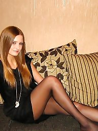 Nylon, Nylons, Teen stockings