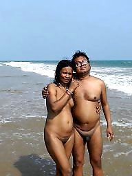Nudist, Indian, Asian, Nudists, Indians, Public flash