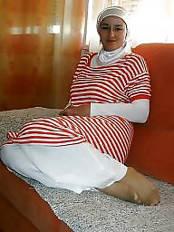 Turban, Feet, Nylon feet, Hijab feet, Turban feet