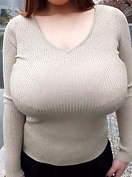 Clothed, Clothes, Clothing, Cloth, Big tits babe