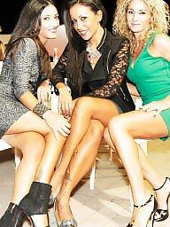 High heels, Italian