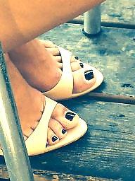 Fetish, Sandals, Cam, Feet