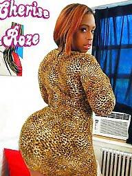 Asses, Ebony ass