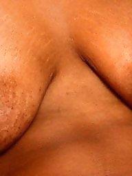 Ebony bbw, Nipple, Areola, Big black, Bbw black