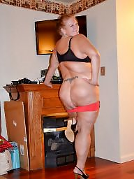 Fat, Fat mature, Legs, Mature legs, Leggings, Fat matures