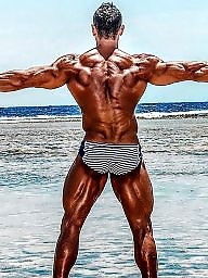 Interracial, Muscle, Moroccan, Guy, Muscles