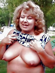 Lady, Big nipples, Mature tits, Mature big tits, Mature nipples, Mature ladies