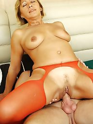 German, Old mom, Fucking, Amateur old