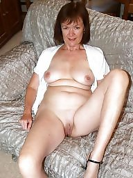 Old granny, Young, Shaved, Grannies, Old, Shaved mature