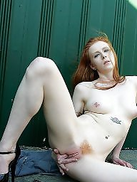 Red, Hairy redhead, Hairy redheads