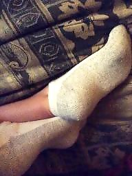 Socks, Sock, Milf feet