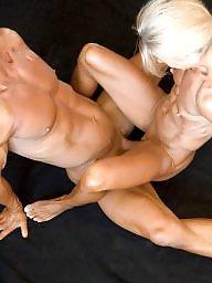 Art, Bodybuilder, Bodybuilding