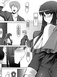 Hentai, Creampie, Manga, Anal creampie
