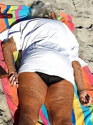 Beach, Grannies, Mature beach, Granny beach, Beach mature, Granny mature