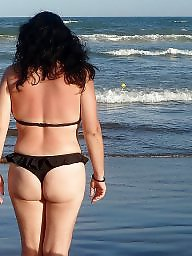 Mature beach, Milfs, Beach mature