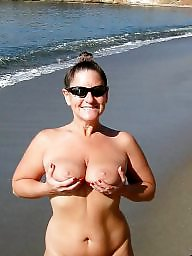 Mature, Mature public, Big mature, Big boob, Public mature, Public boobs