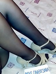 Pantyhose, Amateur wife, Fakes