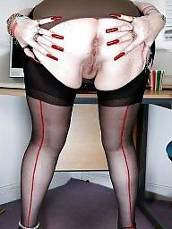 Fetish, Amateur stockings